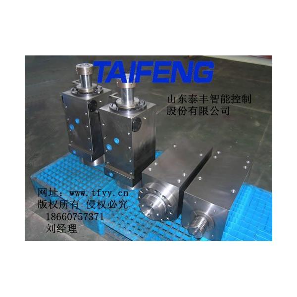 折弯机油缸,数控折弯机油缸,WST系列液压油缸_图片