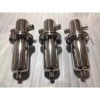 负压真空系统排气消毒除菌装置负压吸引除菌过滤器