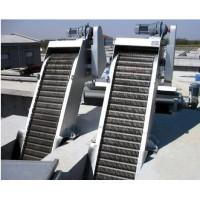 定制反捞式回转格栅全自动不锈钢机械细格栅除污机污水捞渣设备